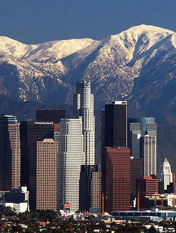 Downtown Los Angeles lawyer
